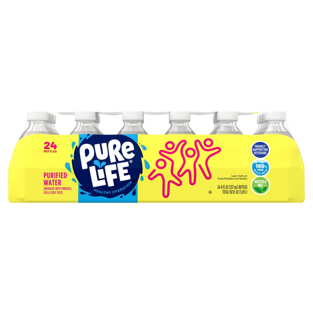 Smith's Food and Drug - Nestle Pure Life Purified Water, 24 bottles