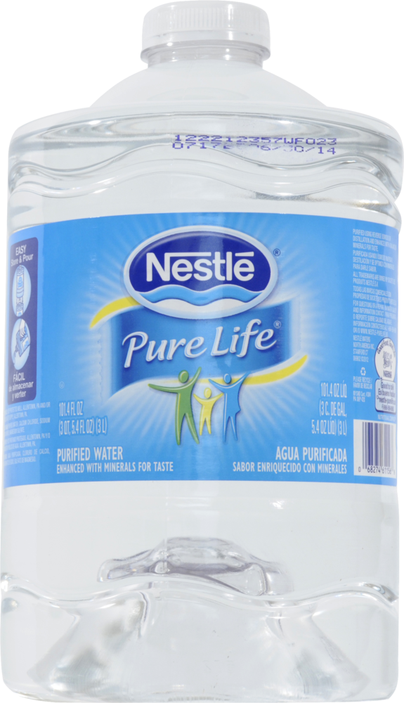 Pick 'n Save - Nestle Pure Life Purified Water, 3 L
