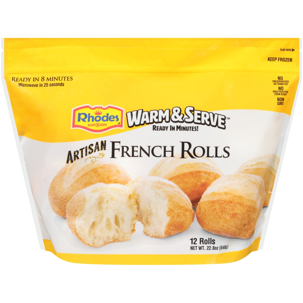 Smith S Food And Drug Rhodes Warm N Serv French Crusty Par Baked
