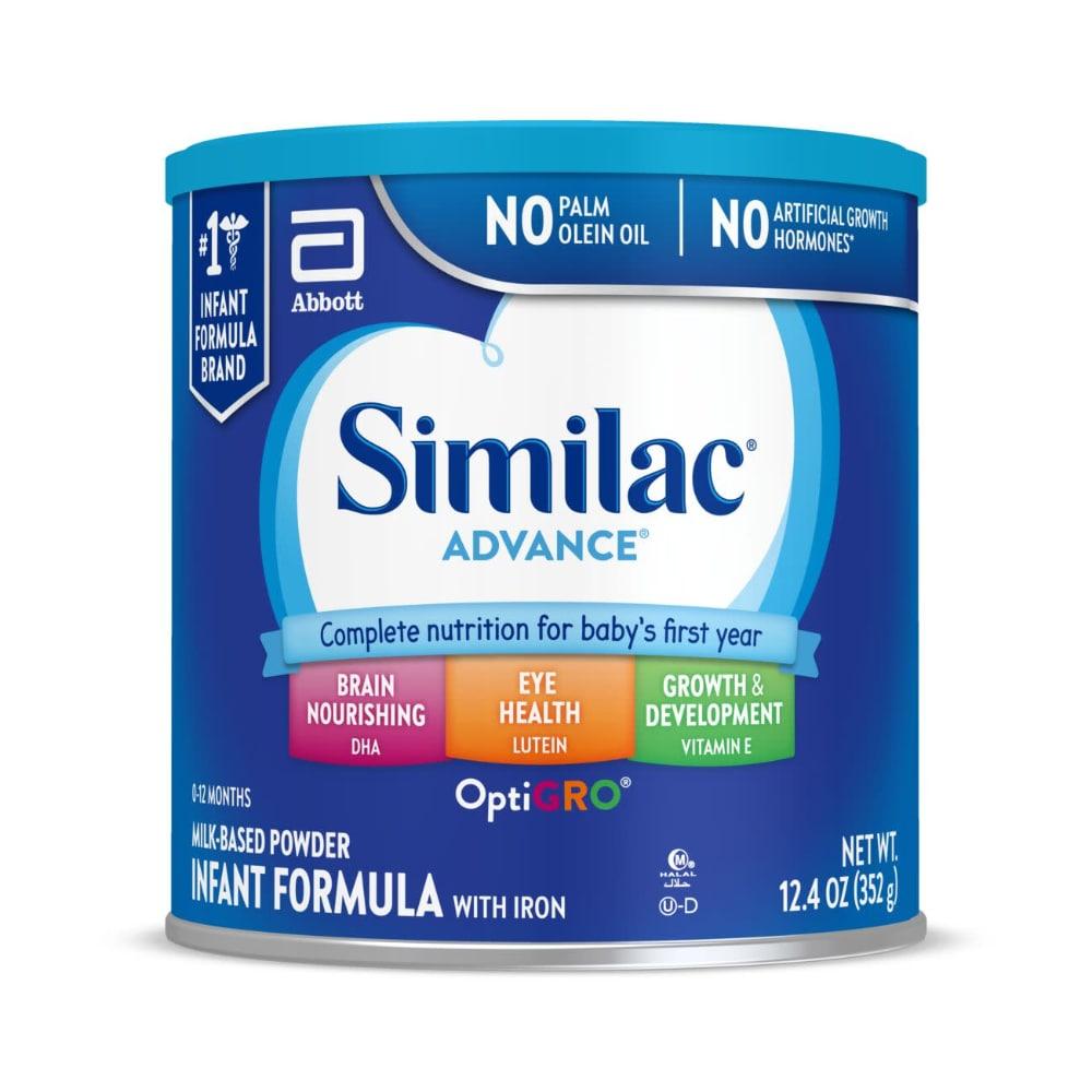 coupons for similac organic formula