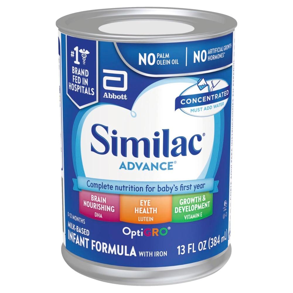 Alimentum Ready To Feed 2 Oz (max 3) similac advance infant formula concentrated liquid, 13 fl oz