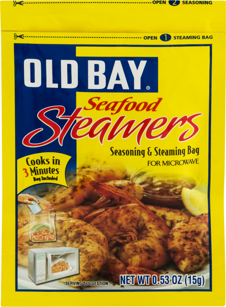 Old Bay Seafood Steamers Perspective Front