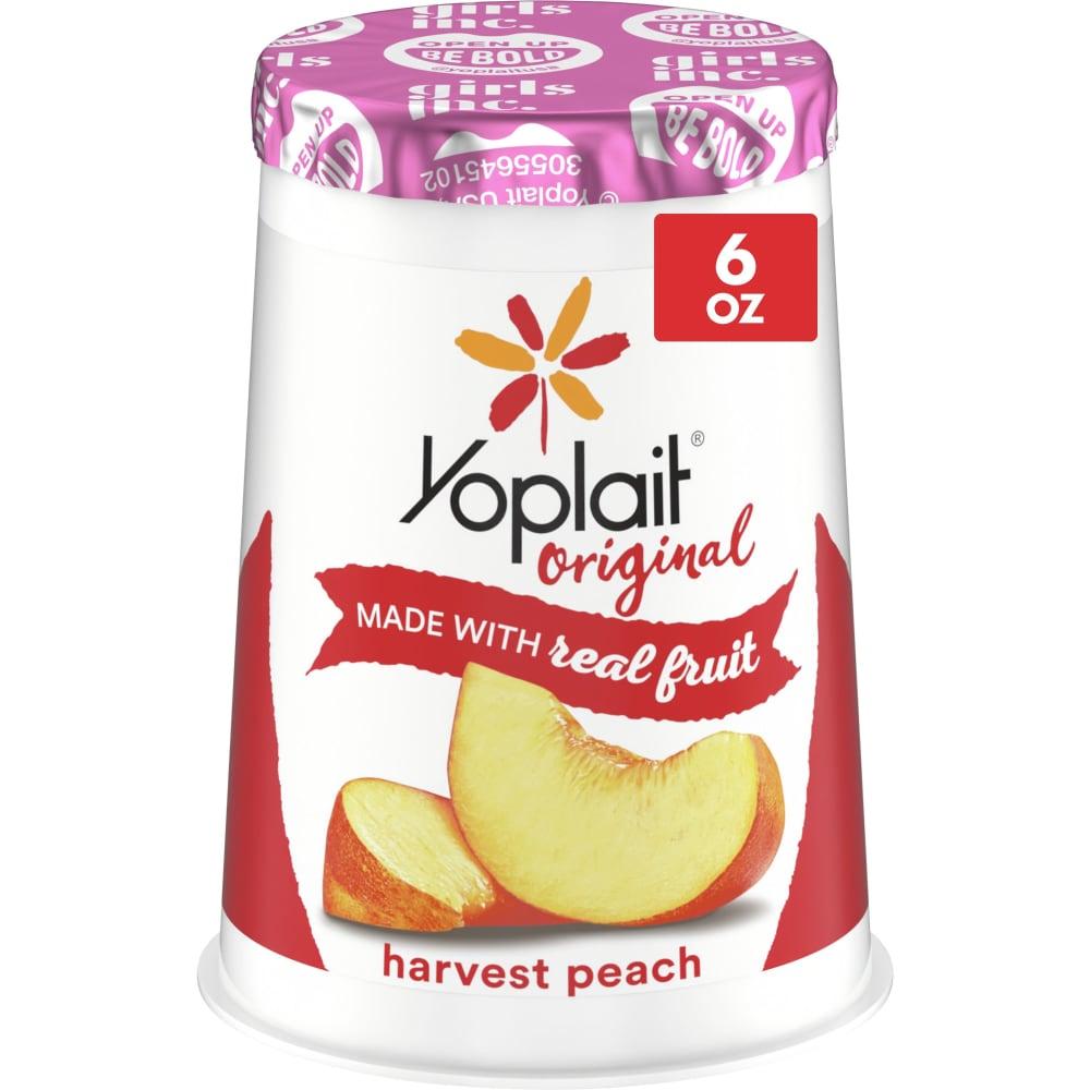 Ralphs - Yoplait Original Harvest Peach