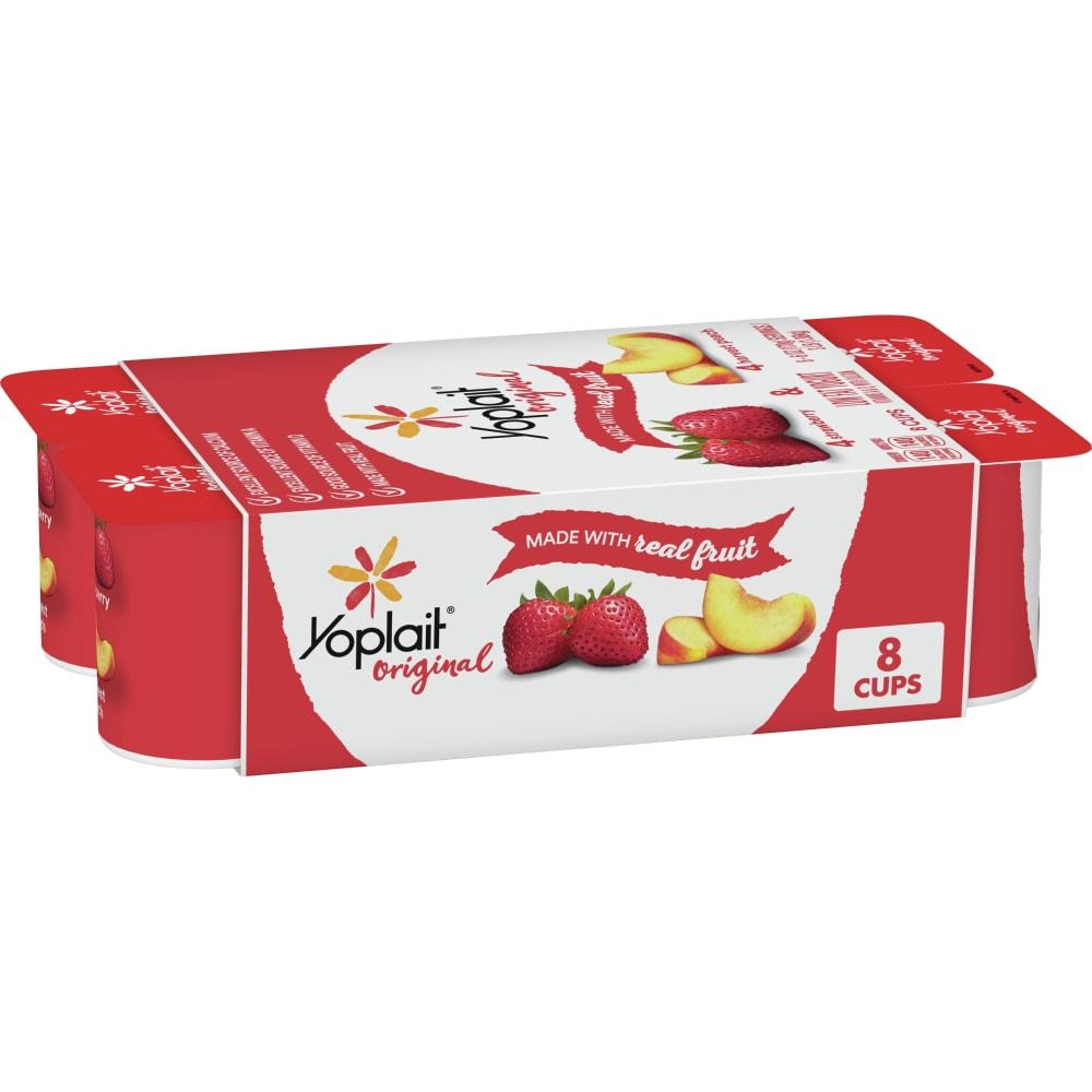 Kroger - Yoplait Original Strawberry