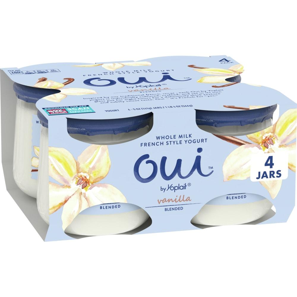 Yoplait Vanilla French Style Yogurt