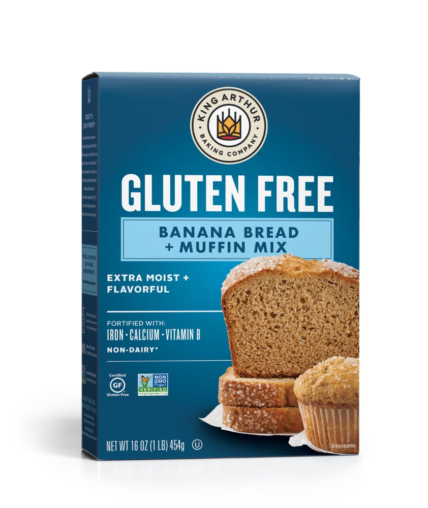 Kroger - King Arthur Flour Gluten Free Banana Bread Mix, 16 Oz