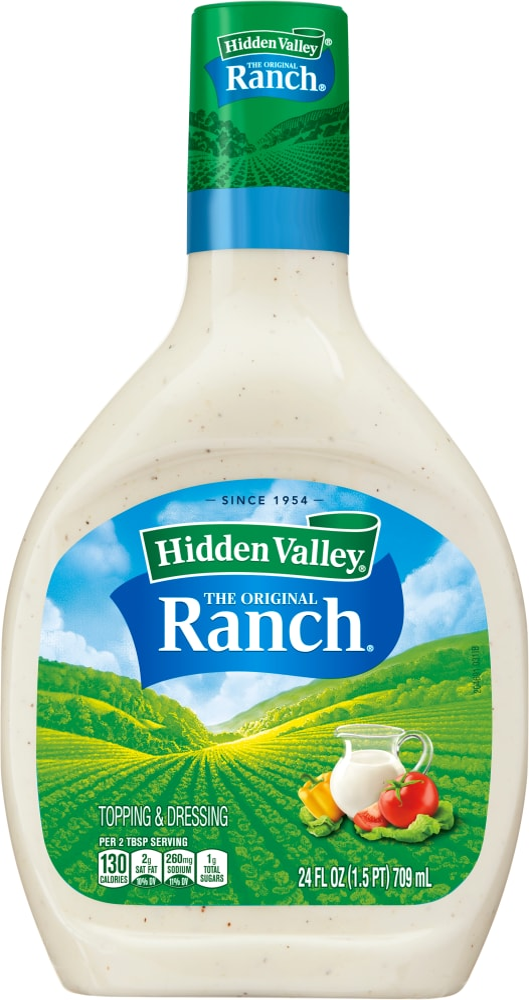 Fry's Food Stores - Hidden Valley Original Ranch Dressing, 24 fl oz