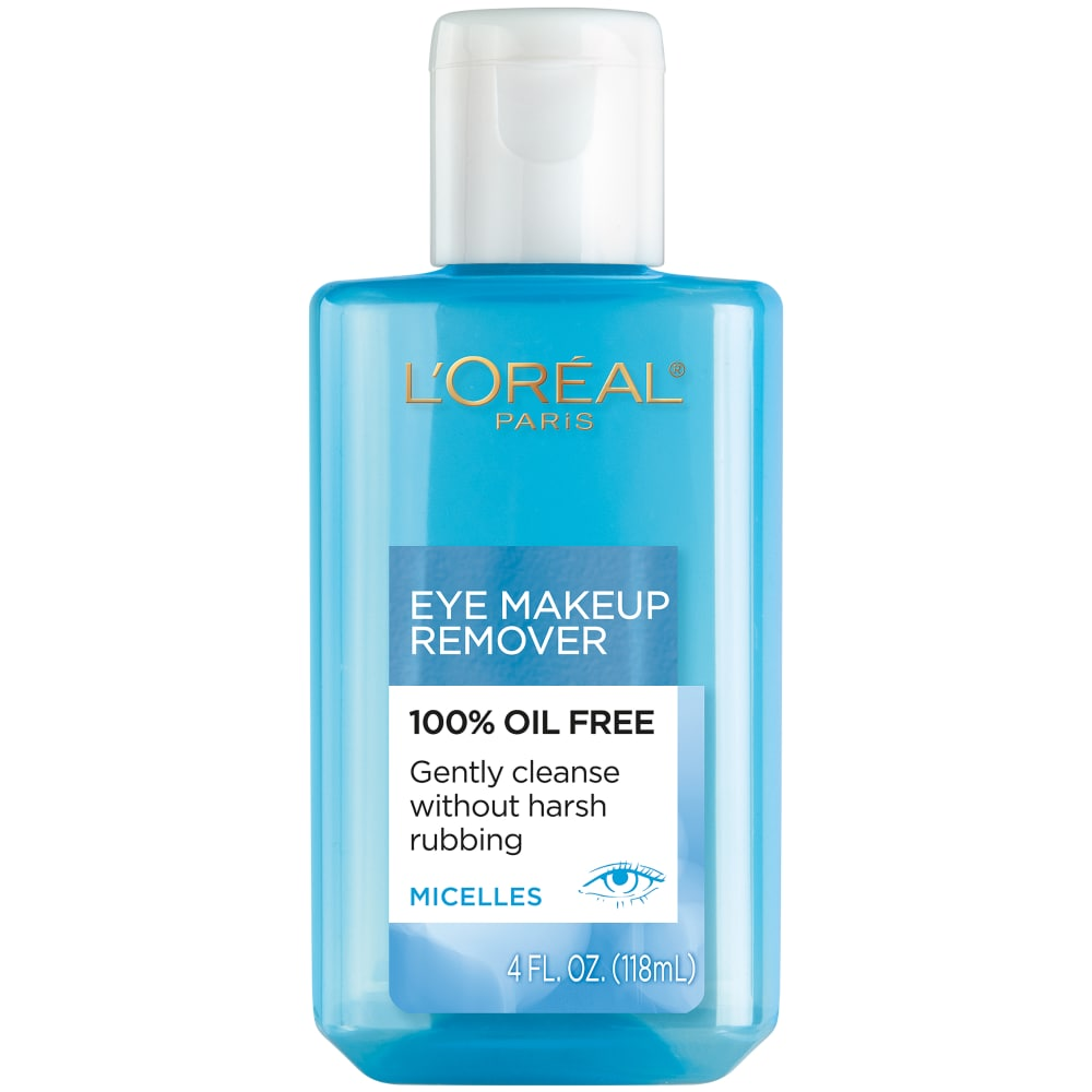 King Soopers L Oreal Paris Oil Free Eye Makeup Remover 4 Fl Oz