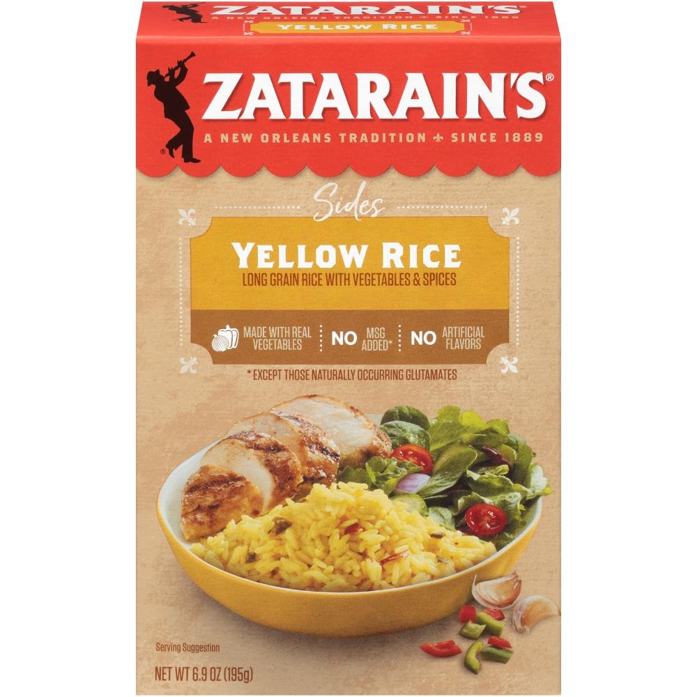 Kroger - Zatarain's Yellow Rice, 6.9 oz