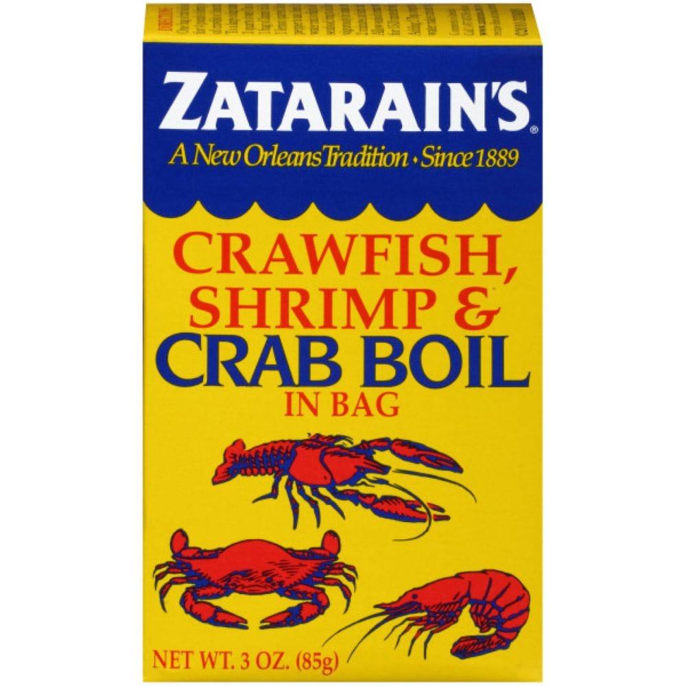 Pick N Save Zatarain S Crawfish Shrimp Crab Boil In Bag 3 Oz