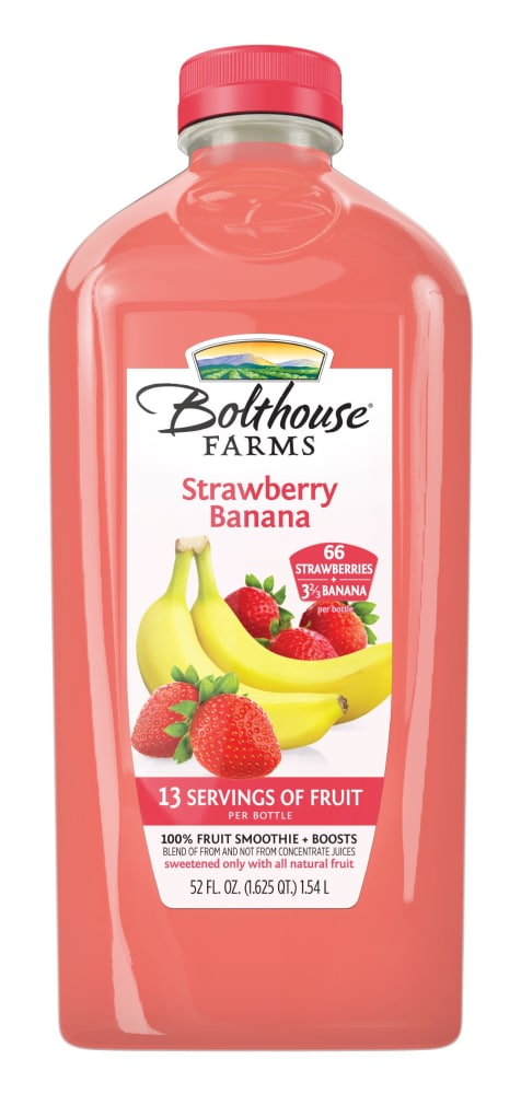 Bolthouse Farms Strawberry Banana Fruit