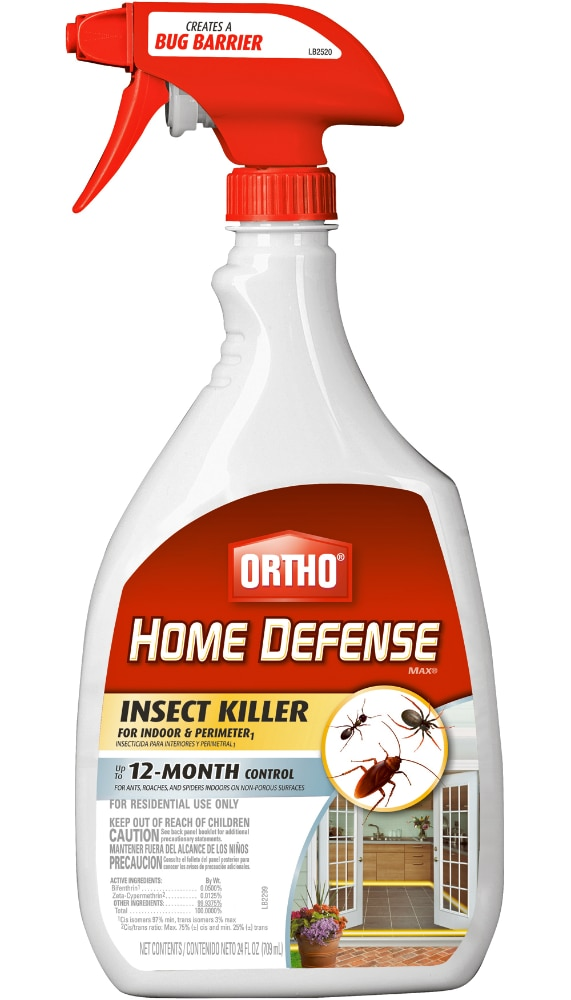 Foods Co Ortho Home Defense Max Insect Killer For Indoor And Perimeter 24 Fl Oz