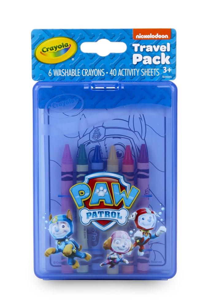Ralphs - Crayola Paw Patrol Traveling Activity Coloring Kit