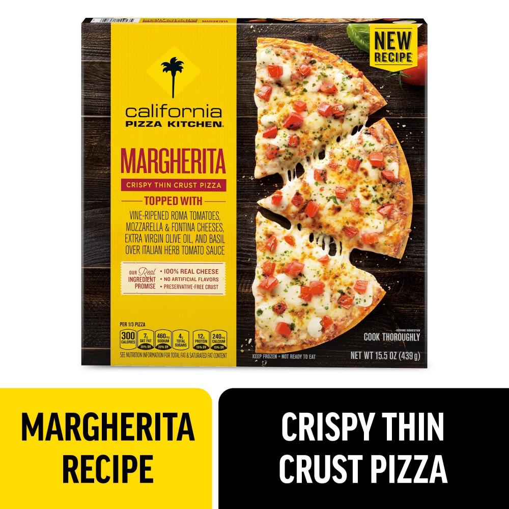 Kroger California Pizza Kitchen Margherita Recipe Crispy