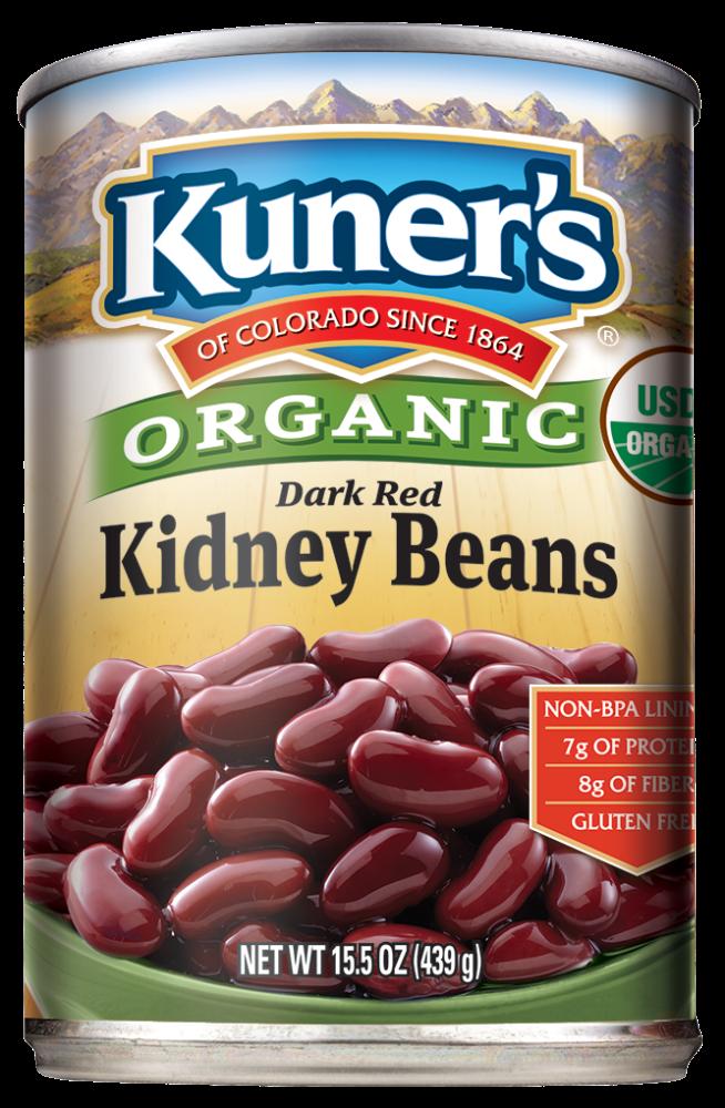 City Market Kuner S Organic Red Kidney Beans 15 5 Oz