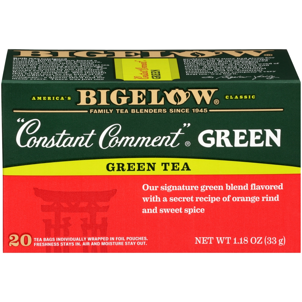Bigelow Constant Comment Green Tea Bags