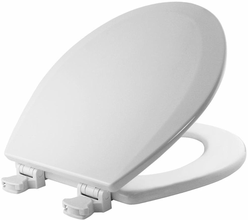 Fred Meyer - Mayfair Round Molded Wood Toilet Seat with Easy-Clean ...