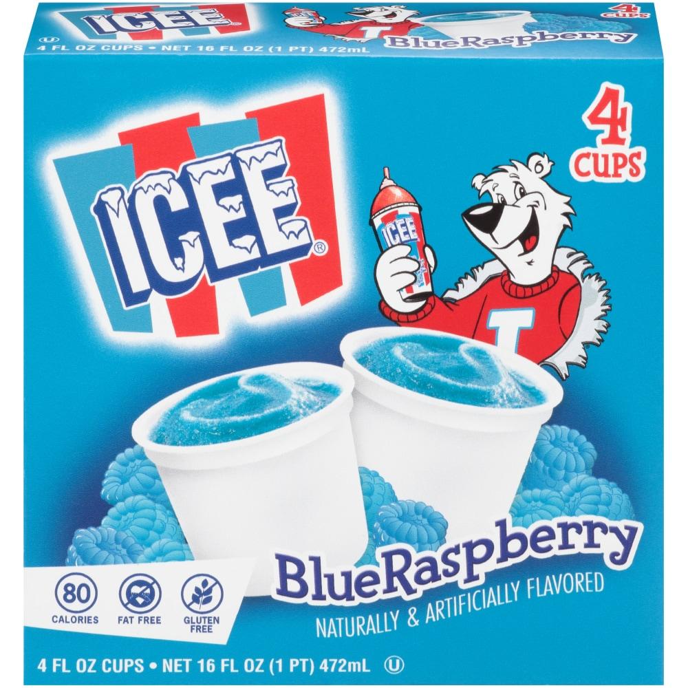 Foods Co. - Icee Blue Raspberry Freeze