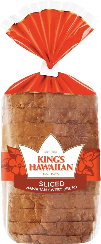 Fry S Food Stores King S Hawaiian Sweet Sliced Bread 16 Oz
