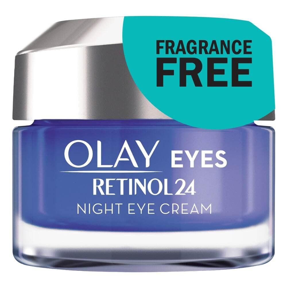 Fry S Food Stores Olay Eyes Retinol 24 Night Eye Cream 0 5 Fl Oz