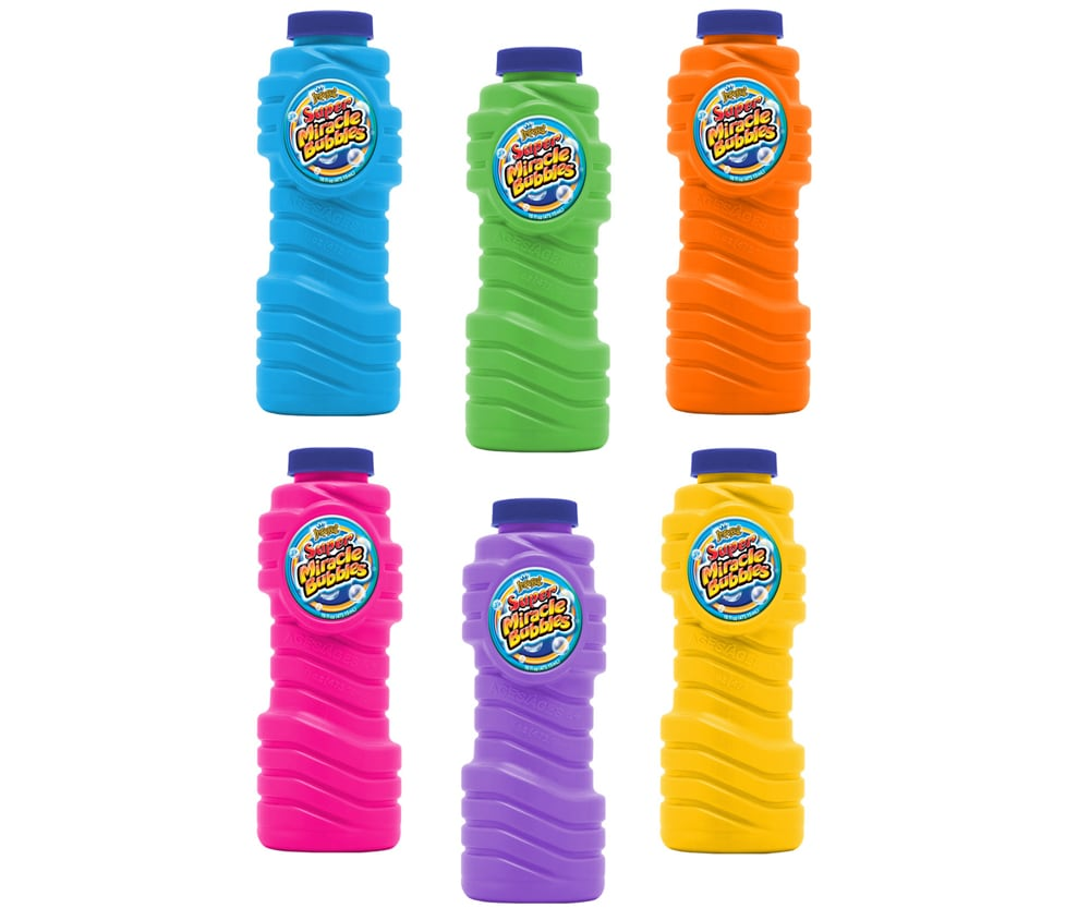 Colors May Vary Poof Playsets Slinky Pop Toob Set Six Toys /& Games