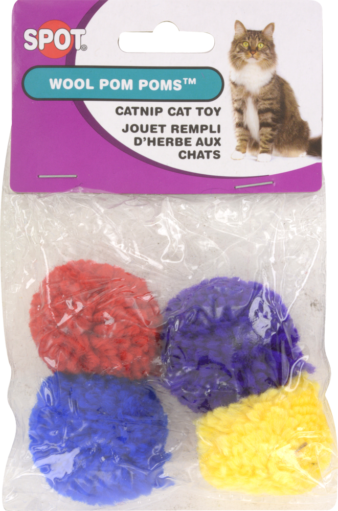 Ethical Pet Spot Big Mouse Bertha Toy with Catnip for Cats