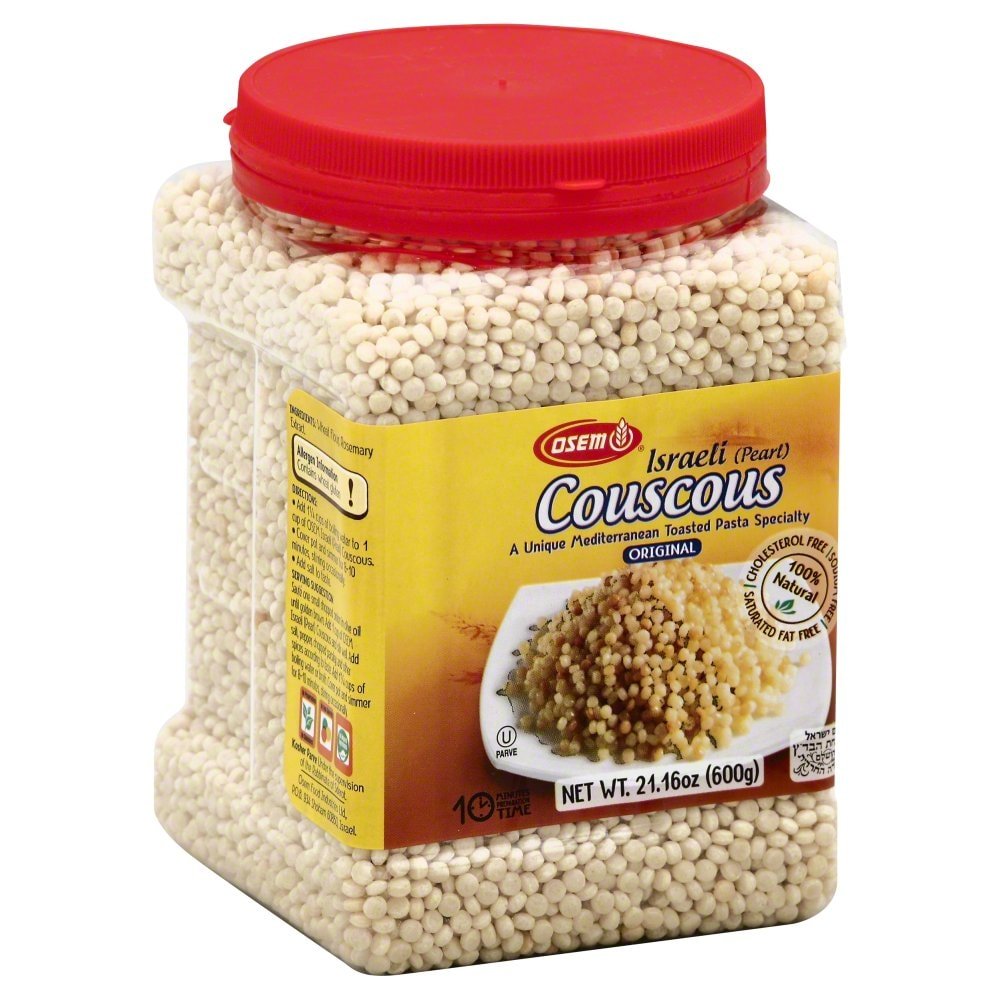 Osem Israeli Original Pearl Couscous 21 16 Oz King Soopers