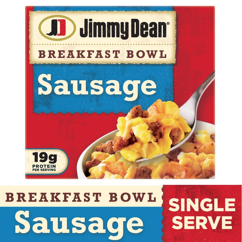 Kroger - Jimmy Dean Sausage Egg