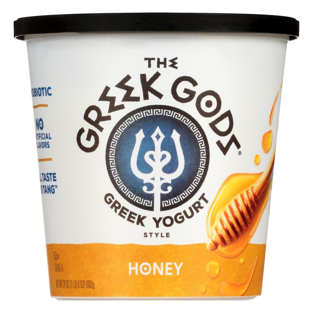 King Soopers - The Greek Gods Honey Greek Yogurt