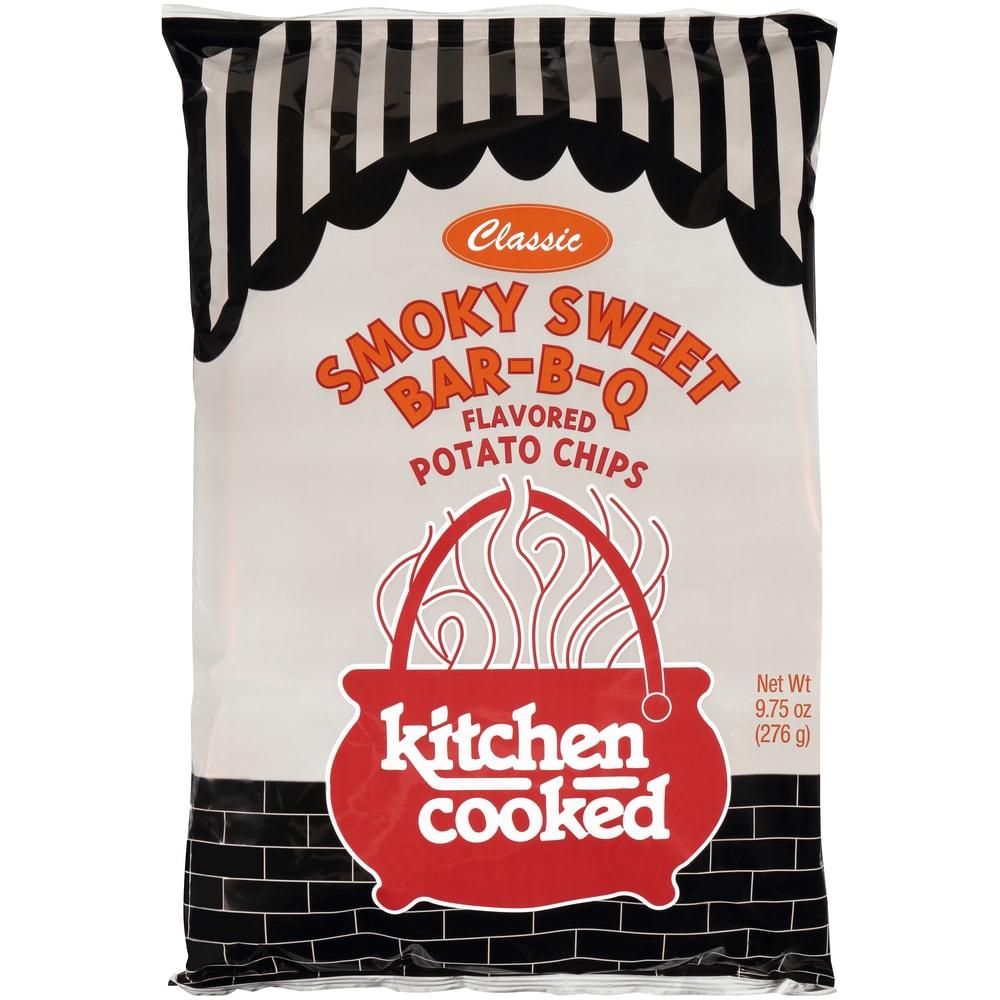 Kitchen Cooked Potato Chips | Fred Meyer Kitchen Cooked Bar B Q Potato Chips