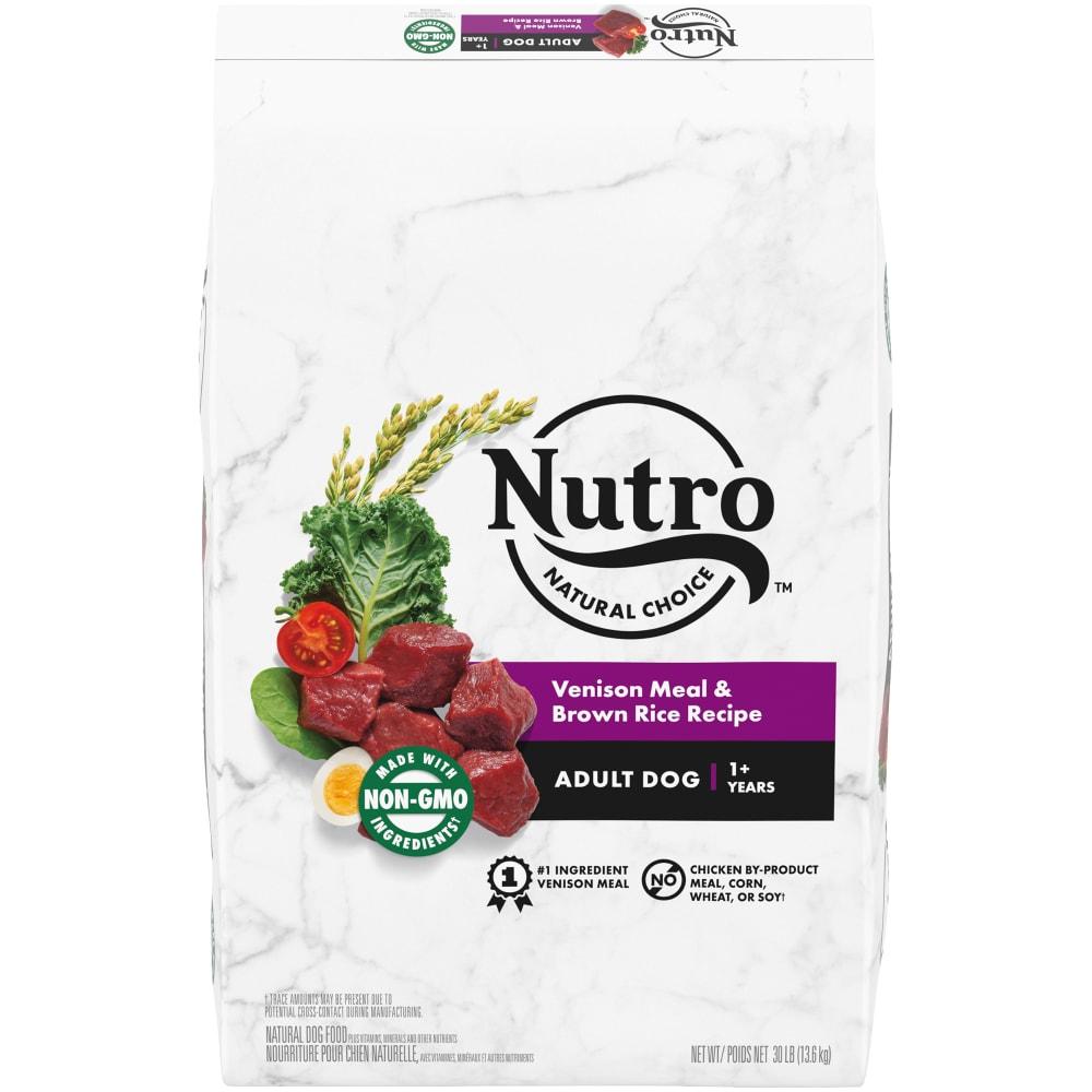 Nutro Wholesome Essentials Venison
