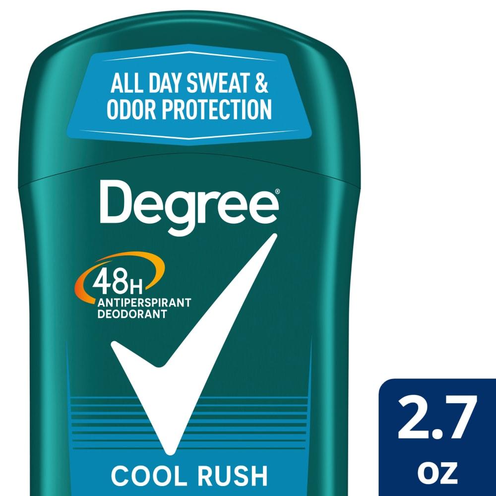 1ebe768af Degree Cool Rush Scent Men Original Protection Antiperspirant Deodorant  Stick. 2.7 OzUPC  0007940026540