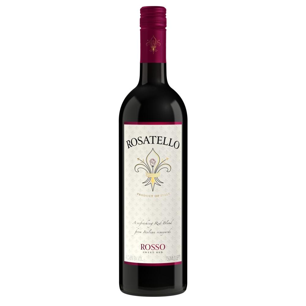 Kroger - Rosatello Sweet Rosso Red Wine, 750 mL