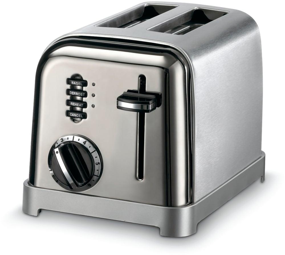 Kroger Cuisinart Metal Classic 2 Slice Toaster Silver 1 Ct