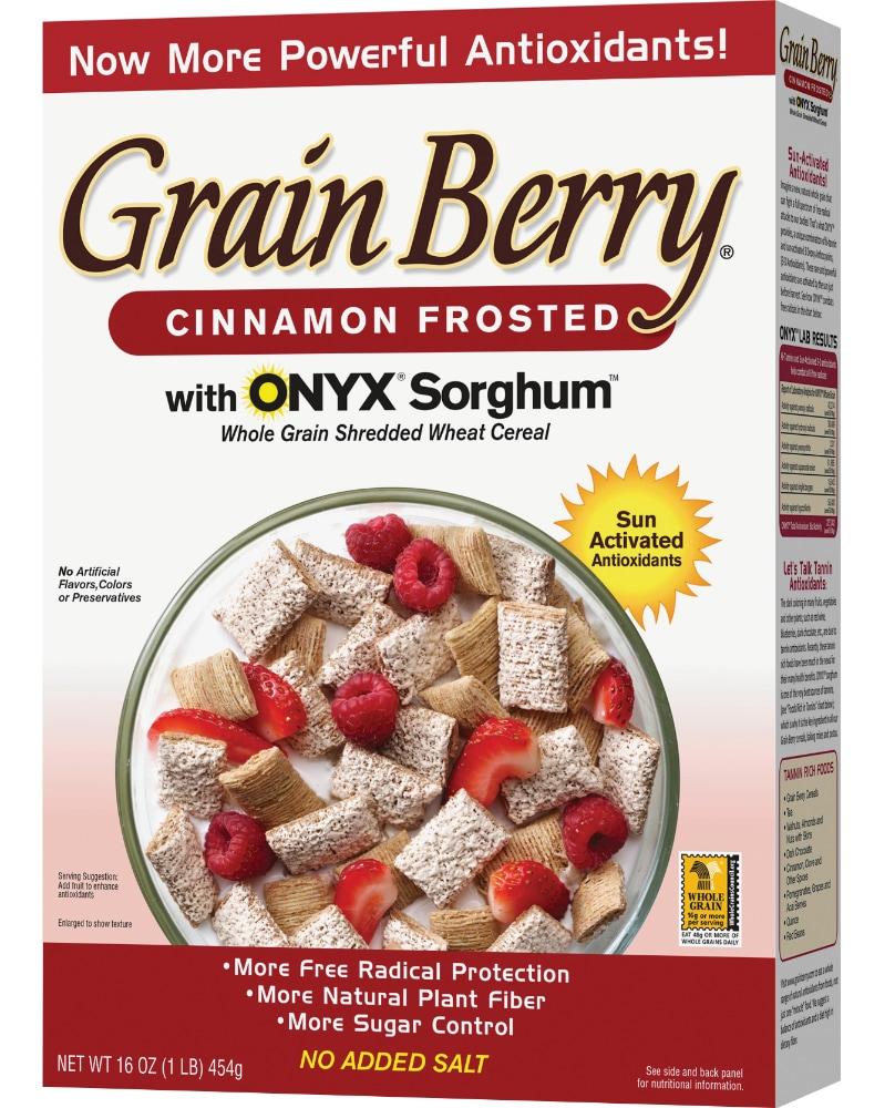 The Silver Palate Grain Berry Cinnamon
