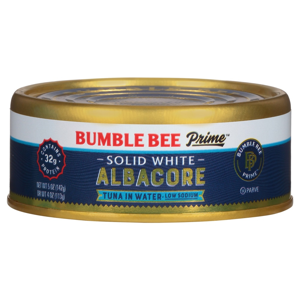 Bumble Bee Prime Fillet Low Sodium