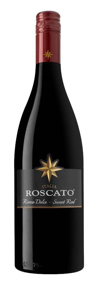 Kroger - Roscato Rosso Dolce Red, 750 mL