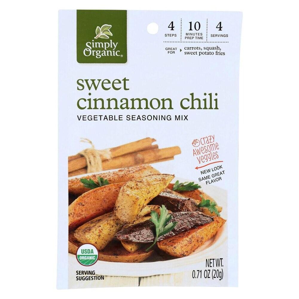 Fred Meyer Simply Organic Sweet Cinnamon Chili 71 Oz