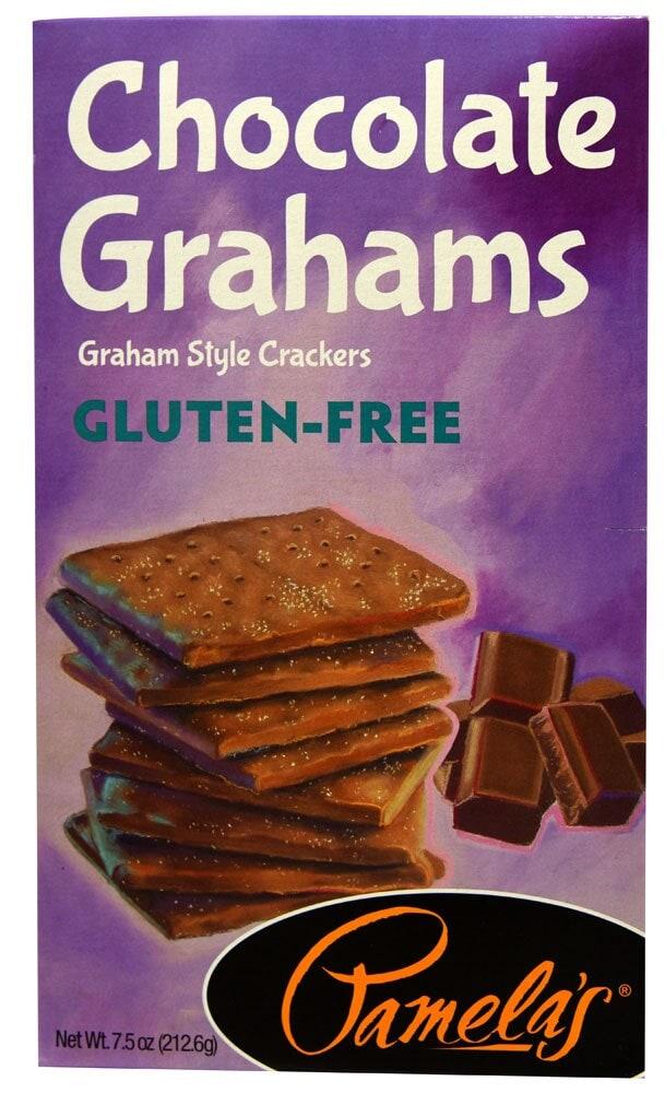 Get Kinnikinnick Gluten Free Graham Crackers PNG