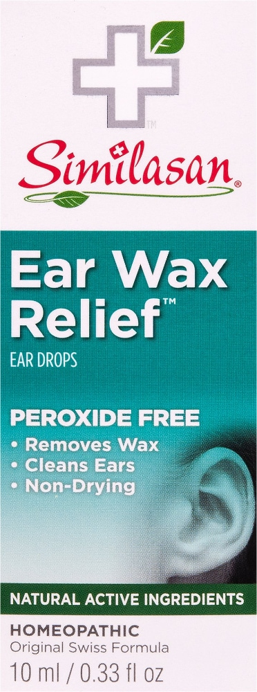 Kroger - Similasan Ear Wax Relief Drops, 10 mL