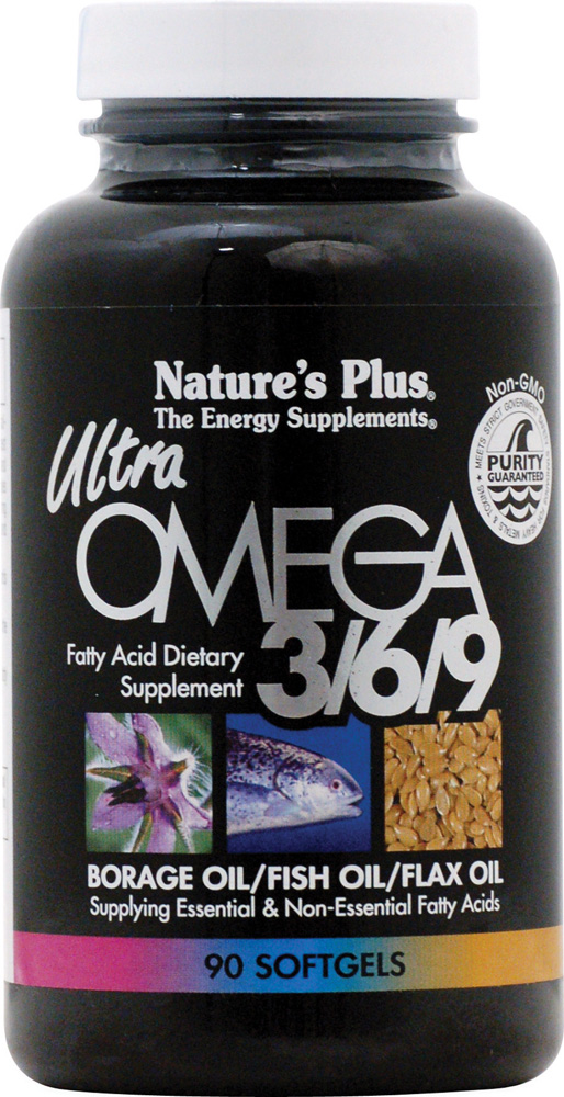 Fry S Food Stores Natures Plus Ultra Omega 3 6 9 1200 Mg Softgels 90 Ct