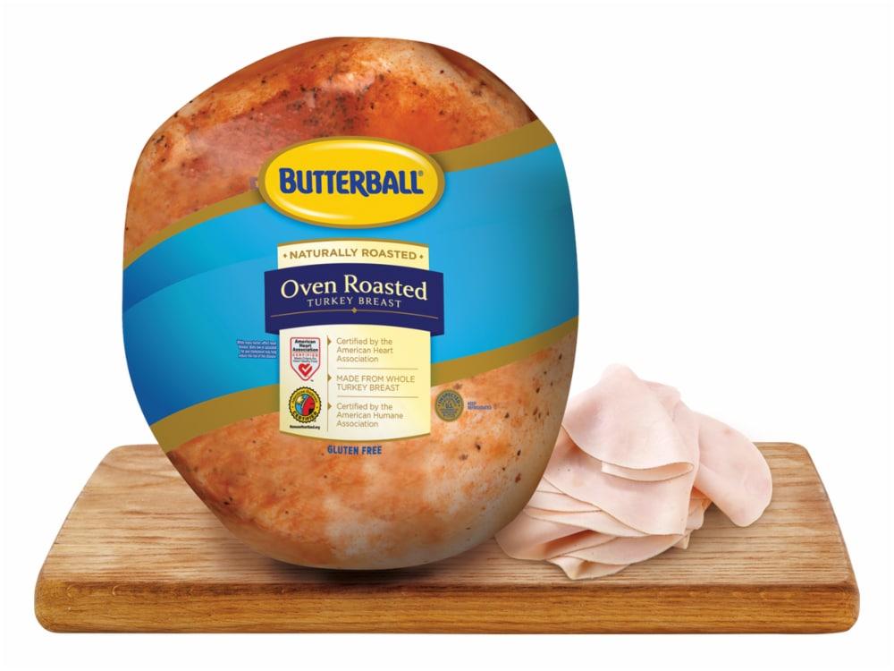 Butterball golden oven roasted turkey breast