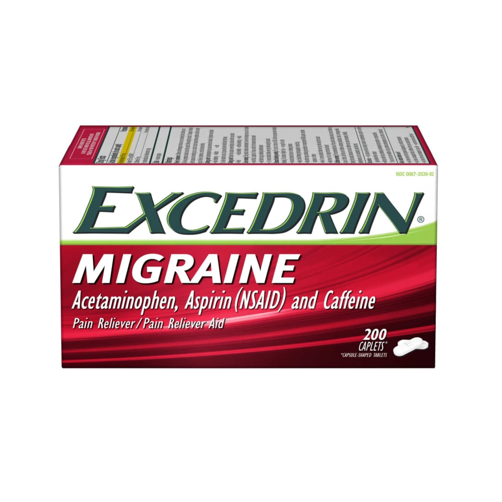 can i take excedrin migraine with naproxen