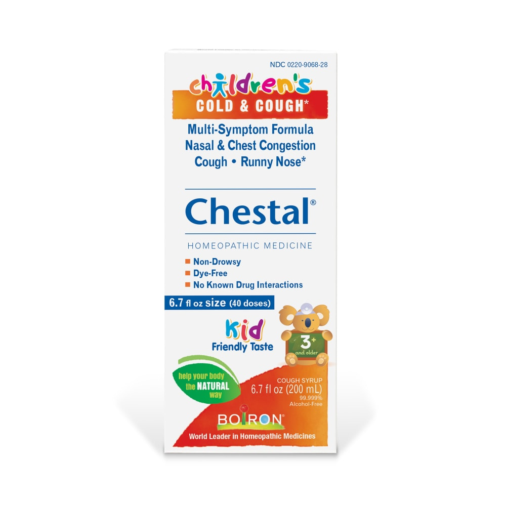 Pick 'n Save - Boiron Chestal Children's Cold & Cough Syrup, 6.7 fl oz