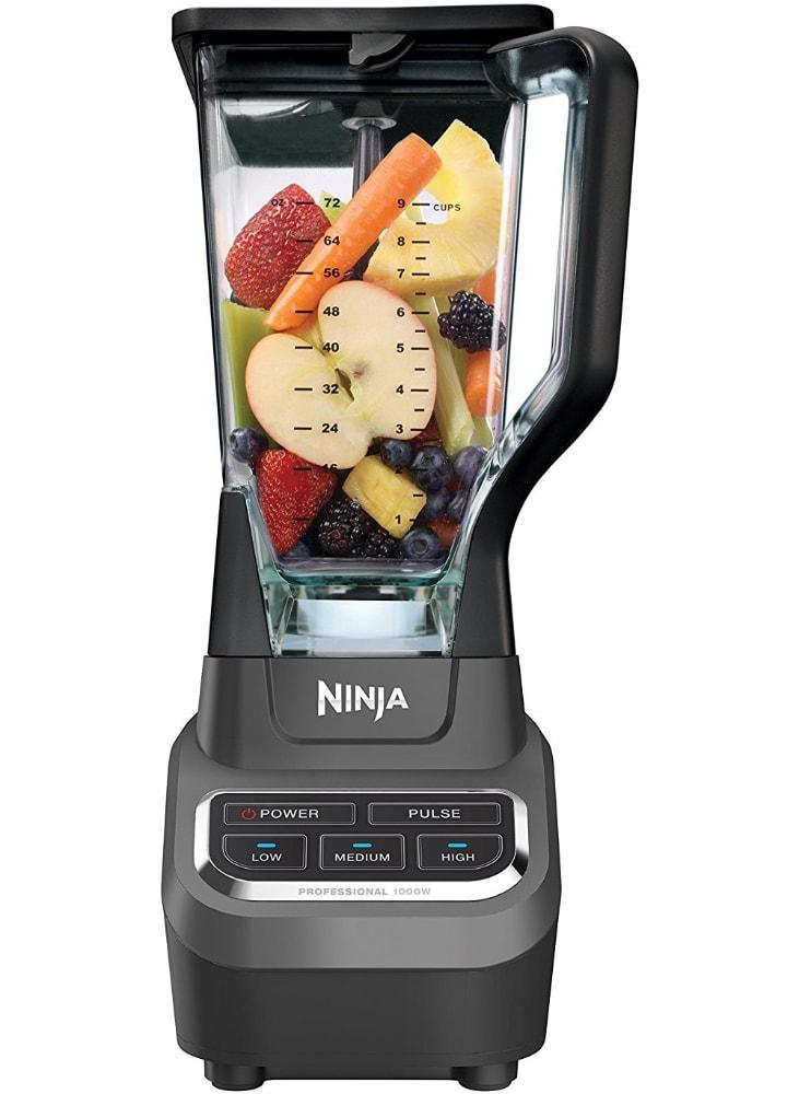 King Soopers - Ninja® Professional Blender - Black/Silver, 72 oz