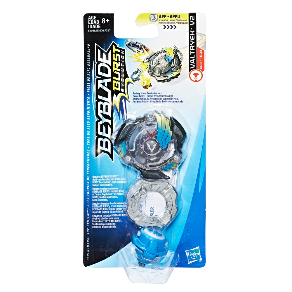 jay c food stores hasbro beyblade burst evolution single top pack valtryek v2 1 ct jay c food stores