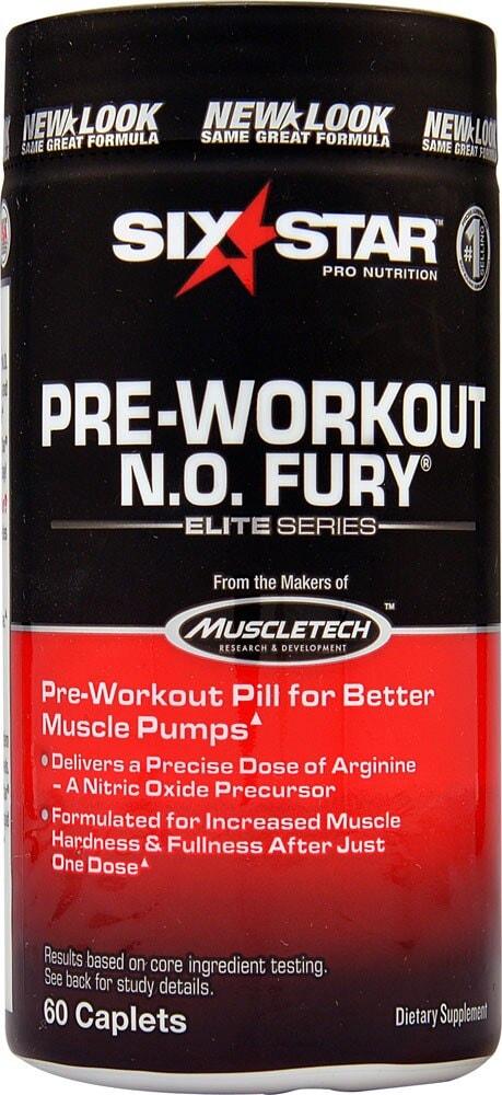 Six Star Pro Nutrition™ Pre-Workout