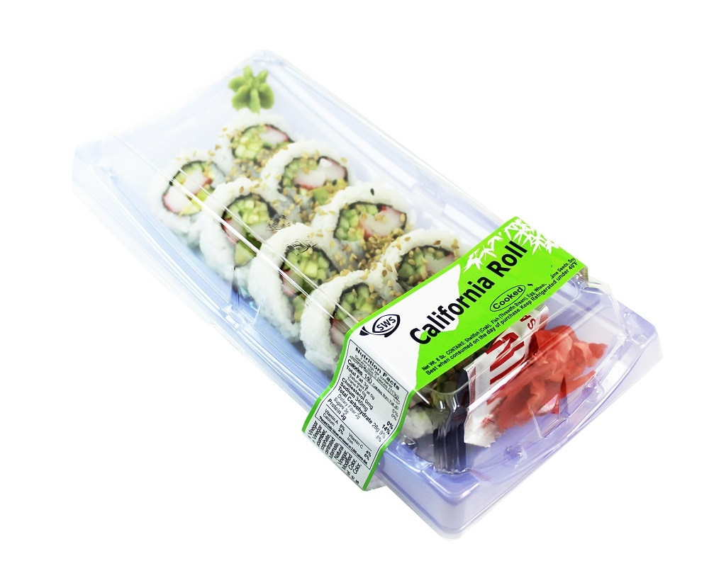 King Soopers - Sushi House California Roll B NOT AVAILABLE BEFORE 11 ...