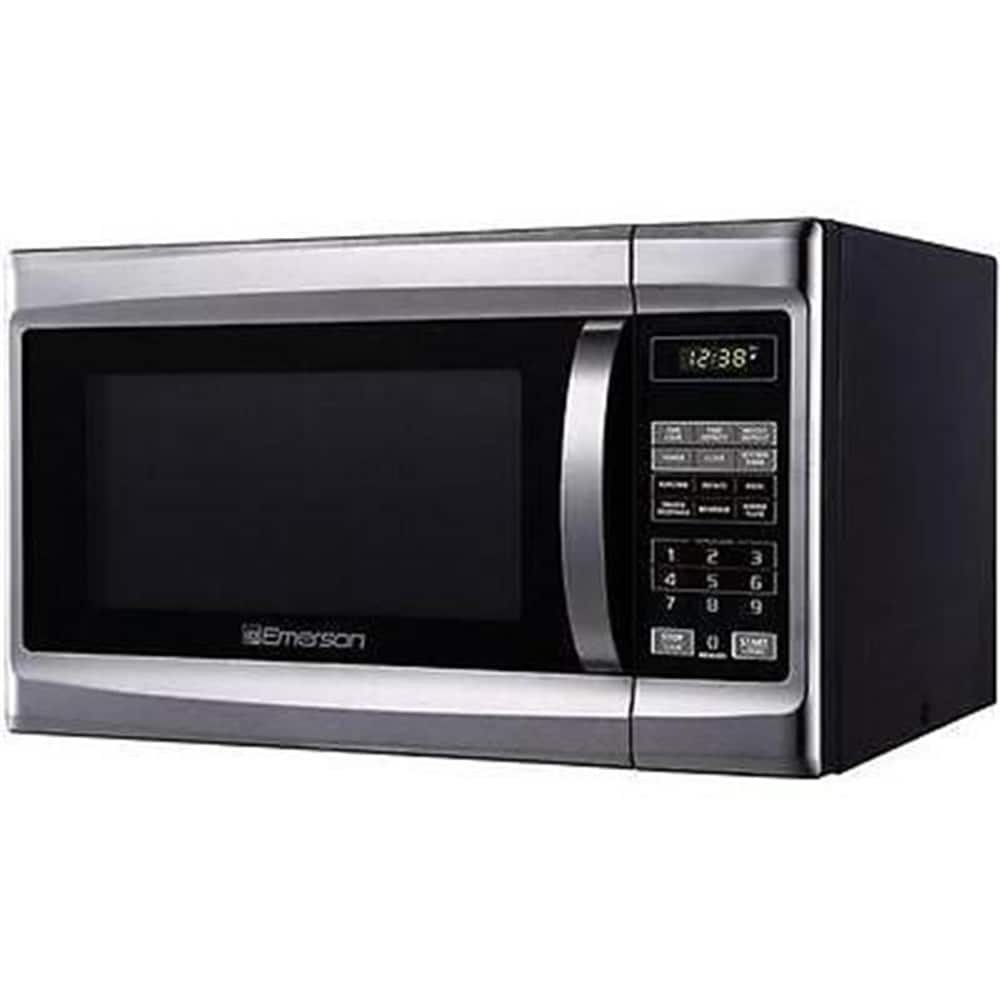 Dillons Food Stores 1 3 Cu Ft Microwave Oven Stainless Steel 1