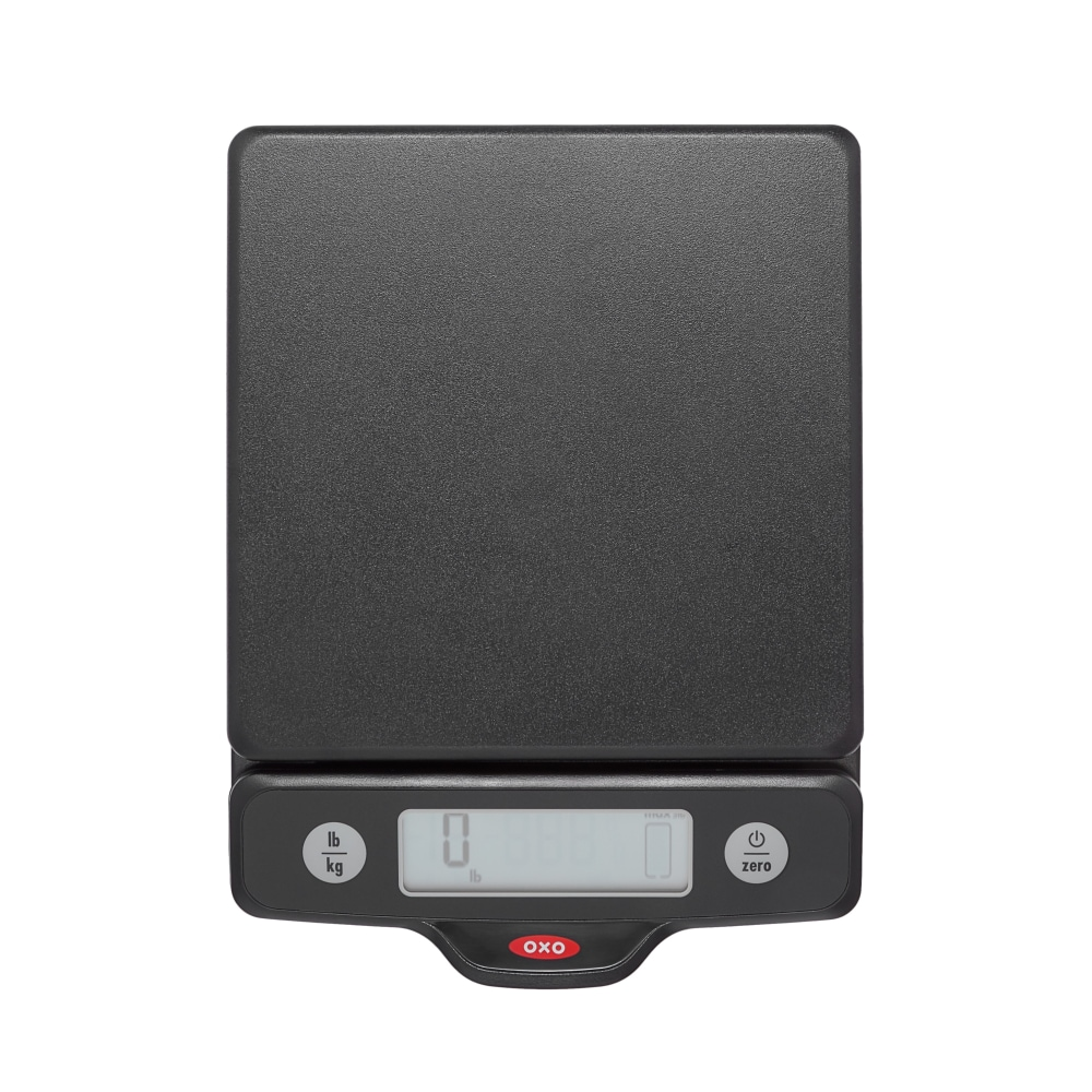 OXO Soft Works Food Scale - Black, 1 ct